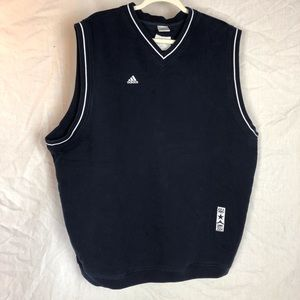 Adidas Summit 2004 Olympics pullover fleece lined